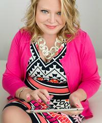 Friday's Featured Entrepreneur - Pia Larson - Fingerprint Marketing