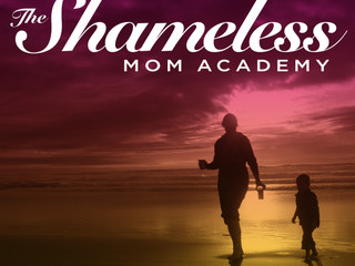 Featured on Shameless Mom Academy Podcast with host Sara Dean