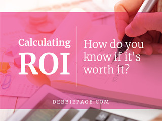 Calculating ROI -  How do you know if IT was worth it?