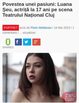 Cluj Napoca Local Newspaper