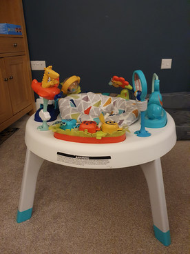 Fisher Price Sit to stand activity centre
