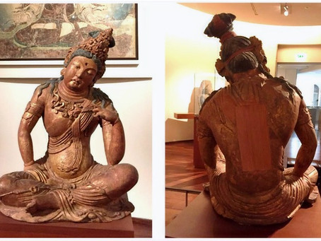 The Making of Buddhist Wood Sculptures in China