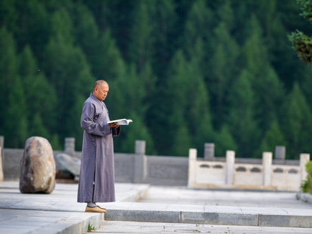Wisdom is Light: An Interview with Venerable Master Miaojiang