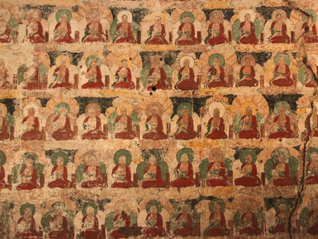 The Thousand-Buddha Motif: On the Timelessness of Ancient Art