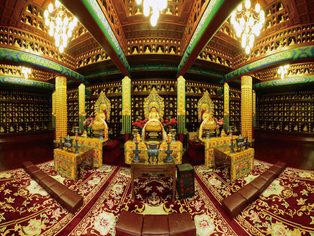 Looking for the Pure Land: A Visit to Xuanzhong Monastery