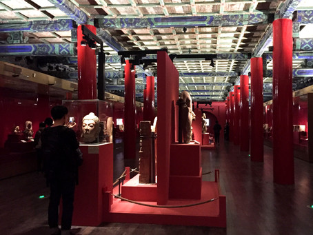 An Illuminating Exhibition on the Transmission of Buddhist Art at the Palace Museum in Beijing
