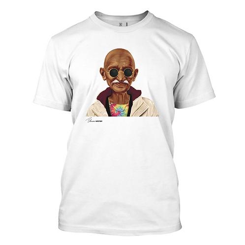 Gandhi Playera para Hombre