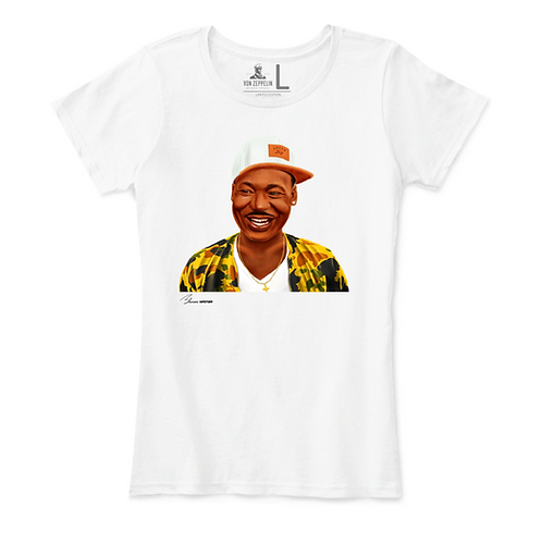 Martin Luther King Playera para Mujer
