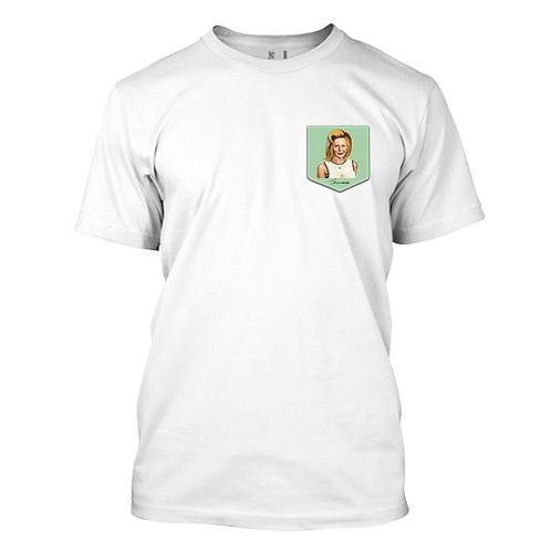 Thatcher in a Pocket Playera para Hombre
