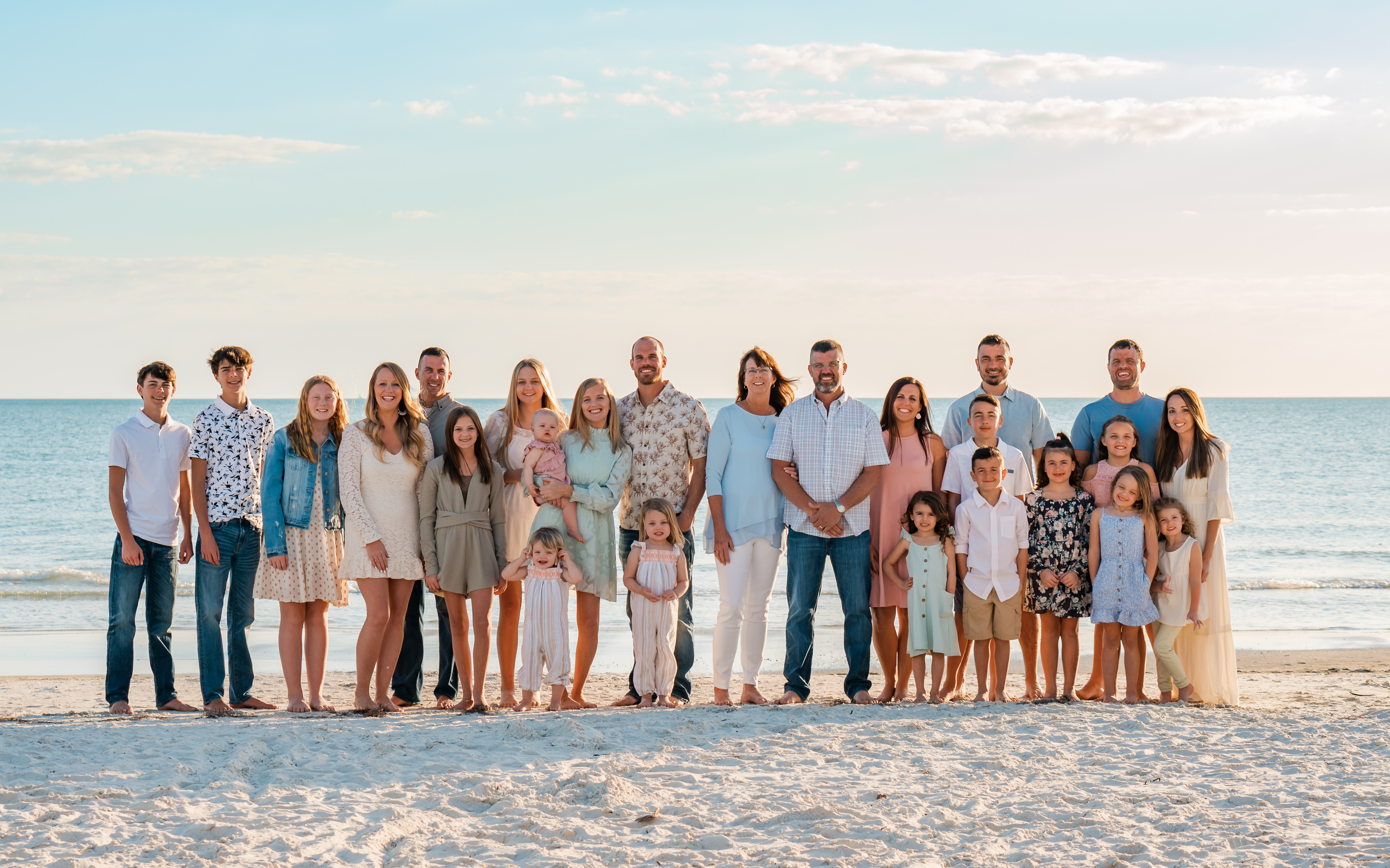 1 Hour Extended Family Photo Session