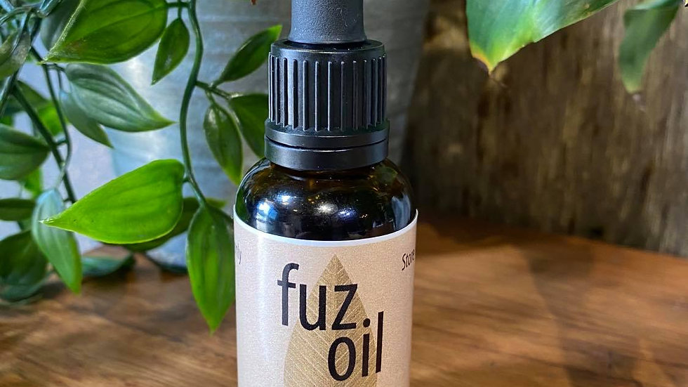 Fuz Full Spectrum Hemp Oil, 30 ml