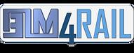 BIM4Rail Logo Silver Back.png