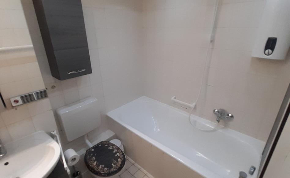 Weitere Badezimmeraufnahme