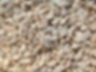 Мраморный щебень медовый