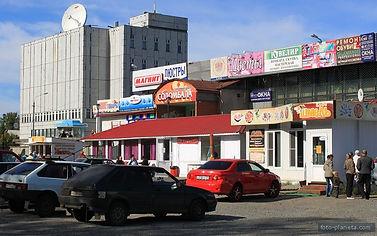 ТЦ Соломбала Архангельск