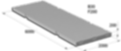 Плита аэродромная ПАГ20Ат800 Коряжма
