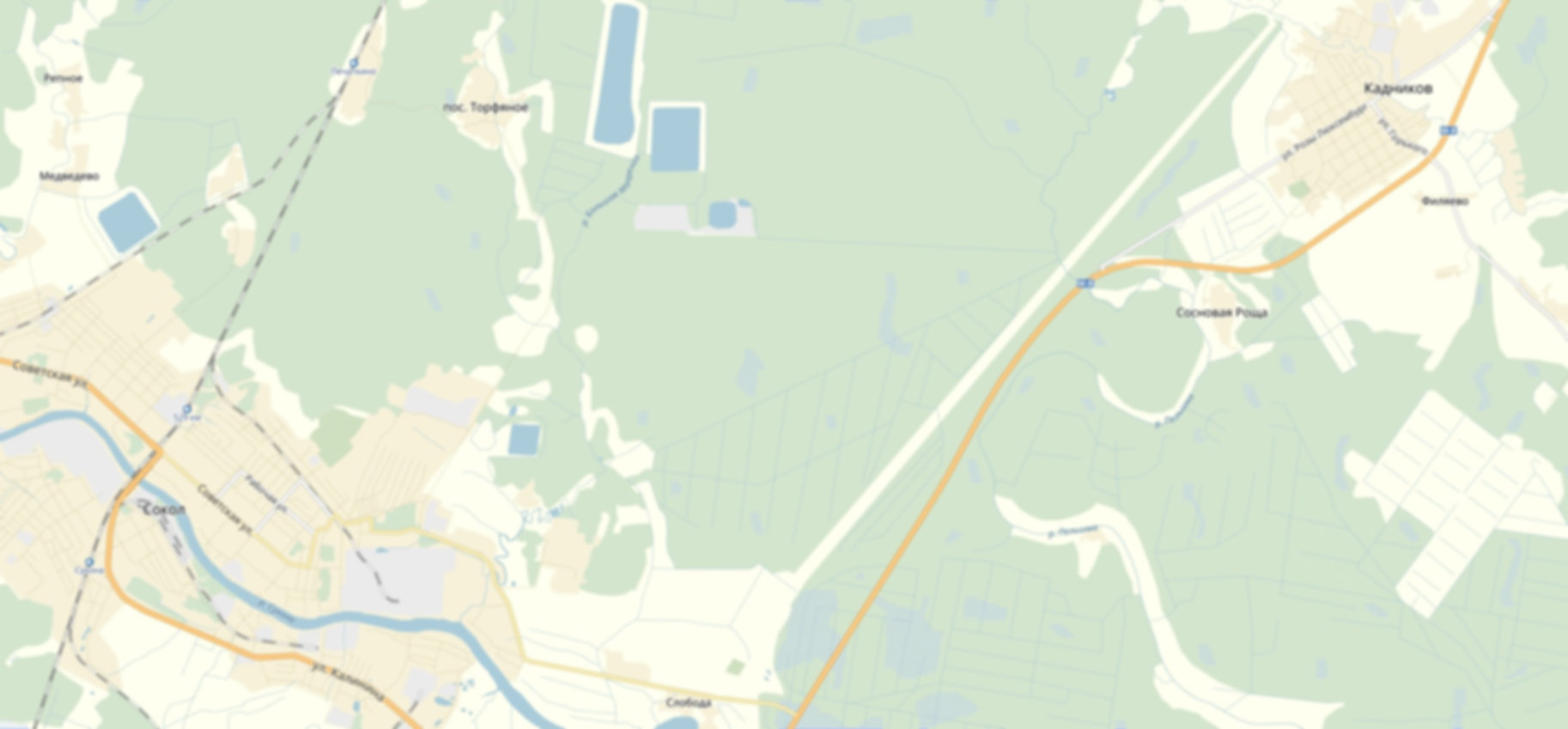 Сокол, Сухона