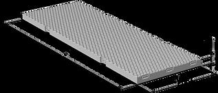 Плита аэродромная ПАГ14А800