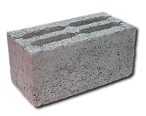 Керамзитобетонный блок стандарт