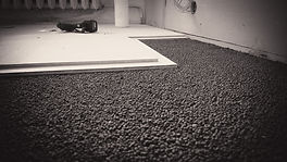 Сухая стяжка пола керамзитом