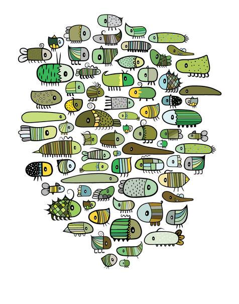 diversity of bugs
