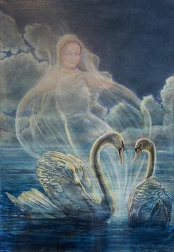 """""""Swan Goddess"""""""
