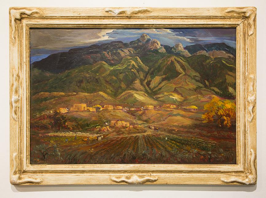 """""""Sandia Pueblo"""""""