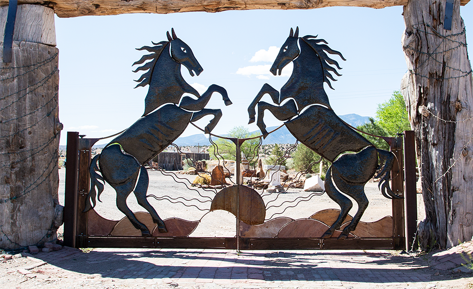 """""""Mustang Gates"""""""