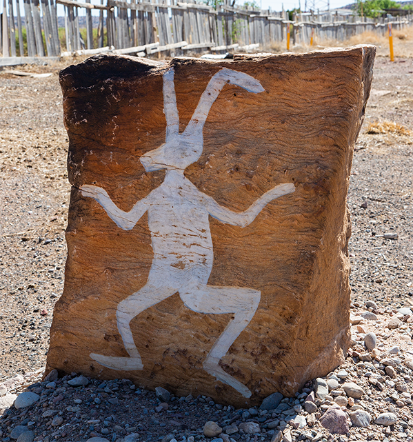 """Rabbitman"""