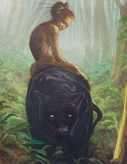 """Black Panther Goddess"""