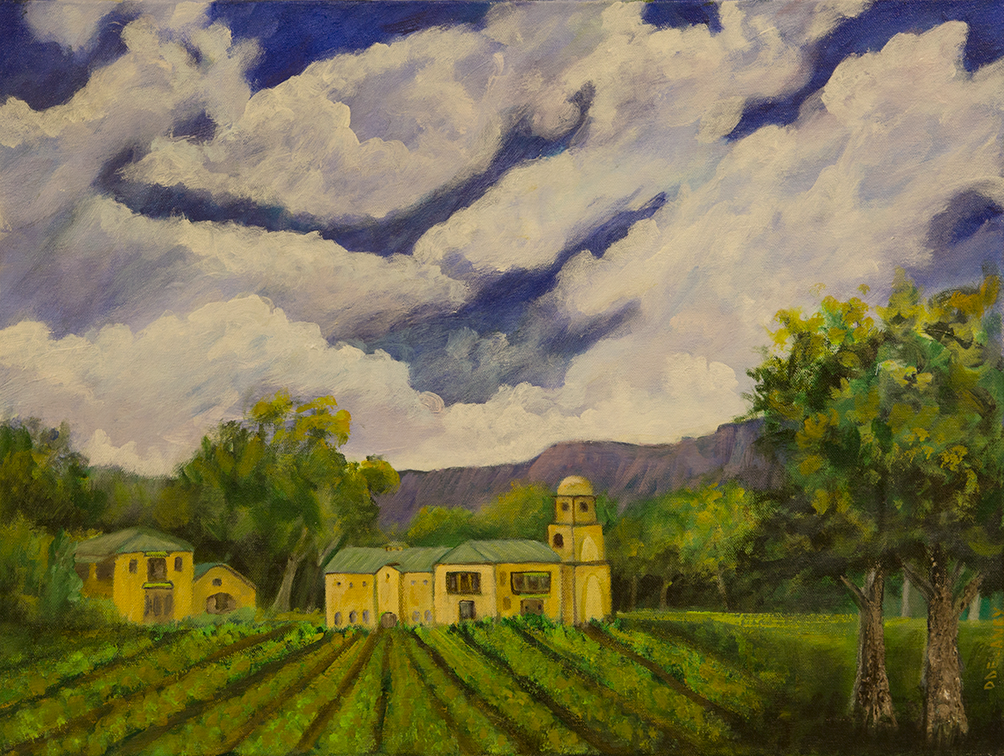 """Casa Rondeña Winery"""