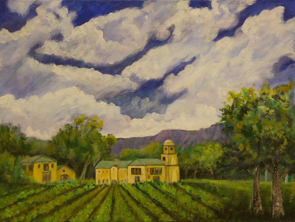"""""""Casa Rondeña Winery"""""""