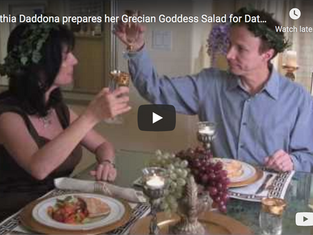 [VIDEO] New Delicious, Healthy and Romantic Mediterranean Date Nights