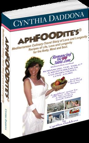 "Cynthia Daddona's ""AphFoodite Cookbook"""