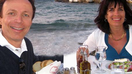 [Video] Romantic, Greek Culinary Memory in Mykonos, Greece