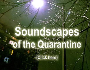 Soundscapes of the Quarantine