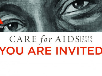 Facing Freedom debuts teaser at the 2013 Care For Aids Gala!