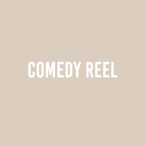 Comedy Reel