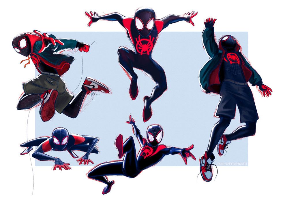SPIDERMAN A4.jpg