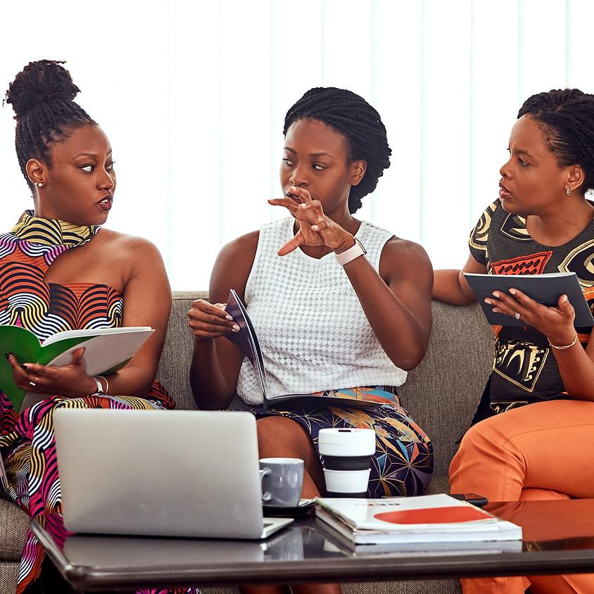 #BlackWomenCompBio August Meetup