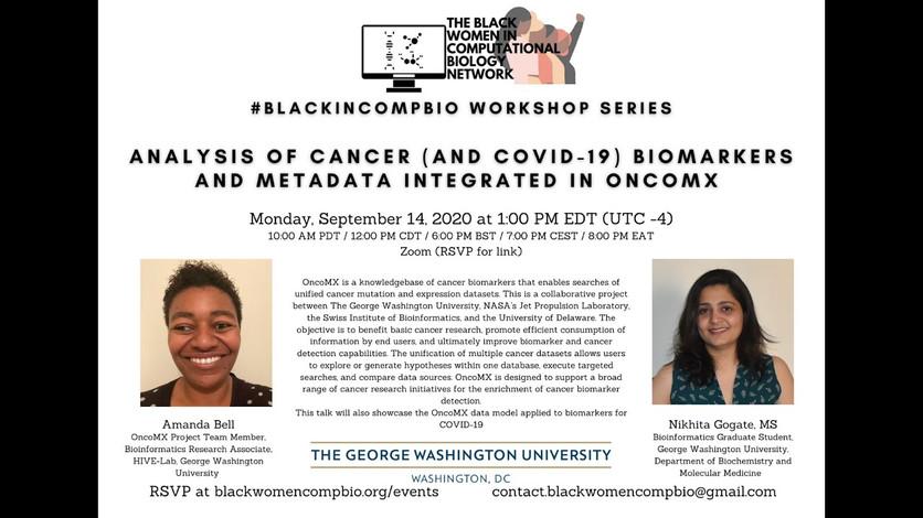 Amanda Bell, Nikhita Gogate, MS (The George Washington University)