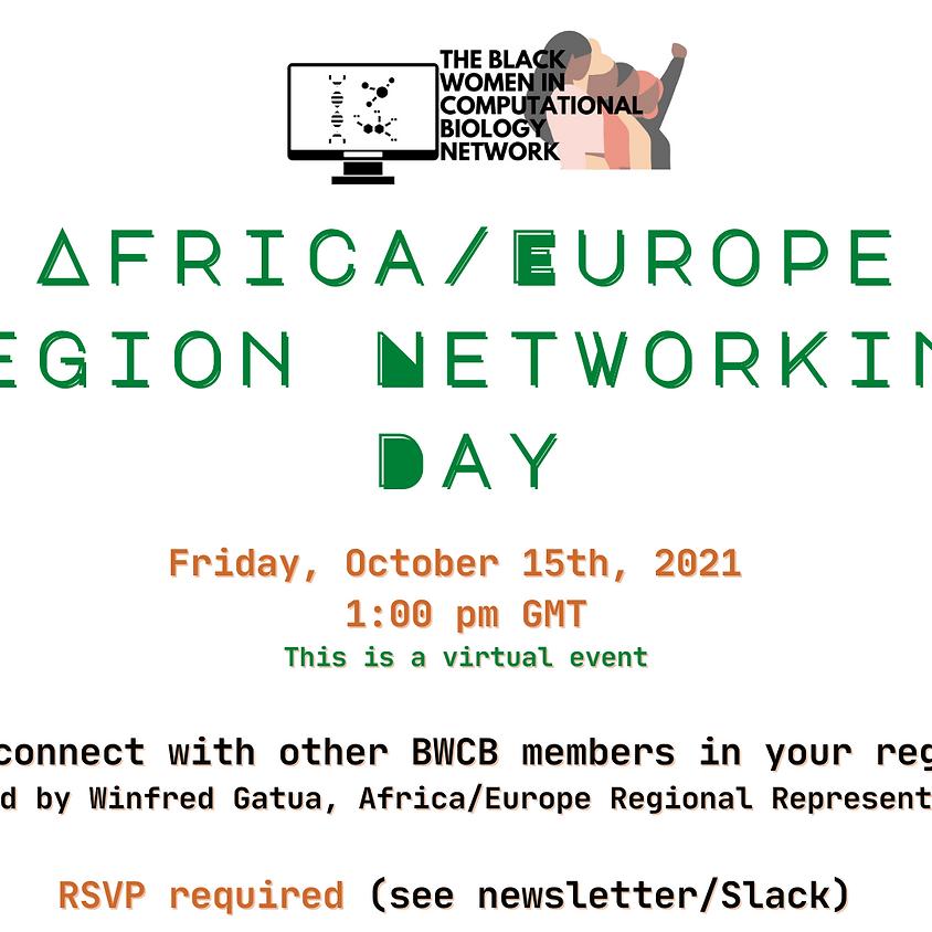 Africa/Europe Region Networking Day