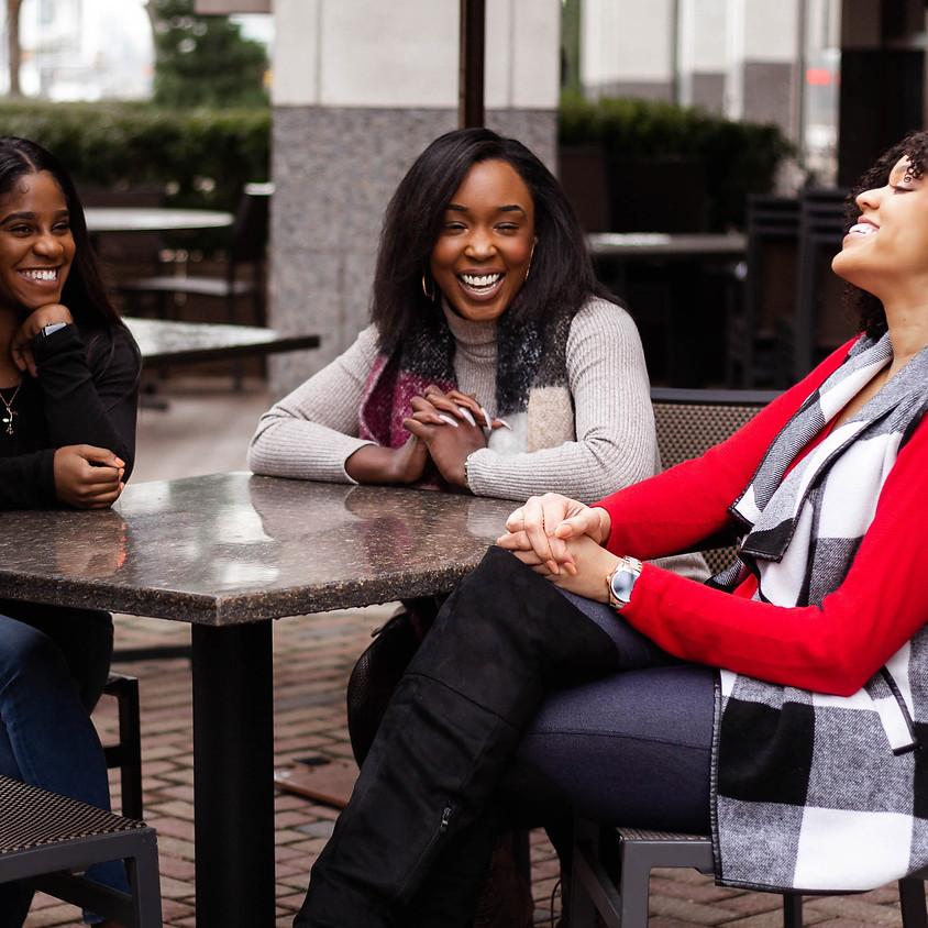 #BlackWomenCompBio Meet & Greet