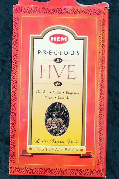 Precios five