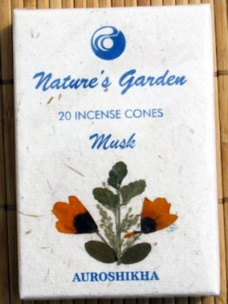 Natures Garden Cones