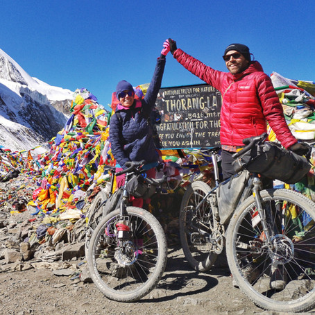 Nepal - The Annapurna Circuit by Bike