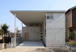 House in Sumiyoshi 01