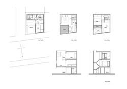 House in Minaminmachi Plan