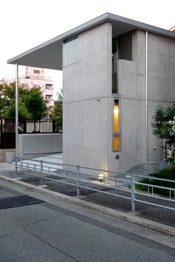 House in Sumiyoshi 02