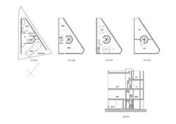 House in Ritsurin Plan